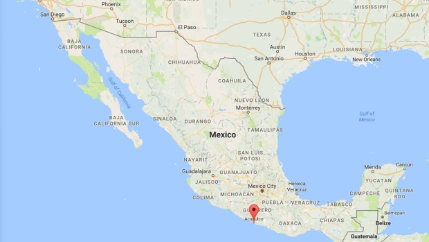 3 men decapitated 2 more slain in Acapulco over New Years – Acapulco Mexico Map