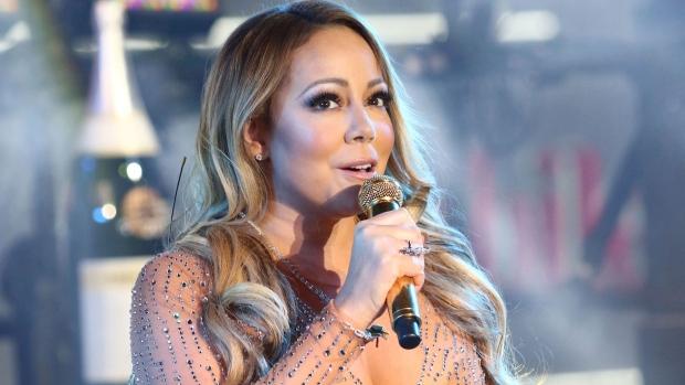 Ryan Seacrest & Jenny McCarthy on Mariah Carey's