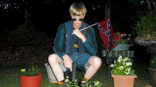 Dylann Roof stopped at 2nd AME church after shooting