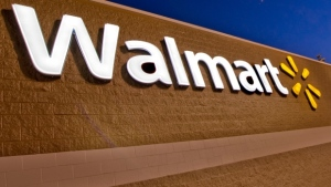 The exterior of a Walmart store is shown. (File Photo)
