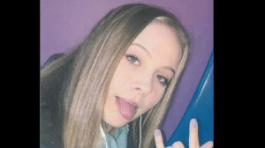 Alyssa Langille is seen in this photo released by Peel Regional Police.
