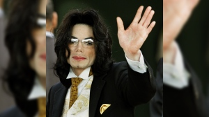 File photo of Michael Jackson.  (Timothy A. CLARY/AFP)