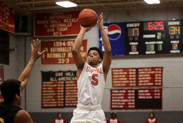 d471c0b1a Canada s Lindell Wigginton following in footsteps of NBA royalty at Oak  Hill Academy