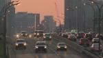 Toronto cars traffic driving roads