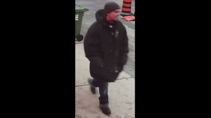 Toronto police have released this image of a man wanted in connection with the sexual assault of three teenage girls in the Keele Street and Eglinton Avenue area on Jan. 19, 2017.