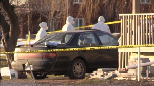 Oshawa homicide