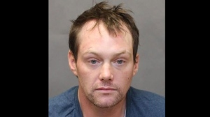 Justin Yates, 39, is seen in this photograph provided by Toronto police.