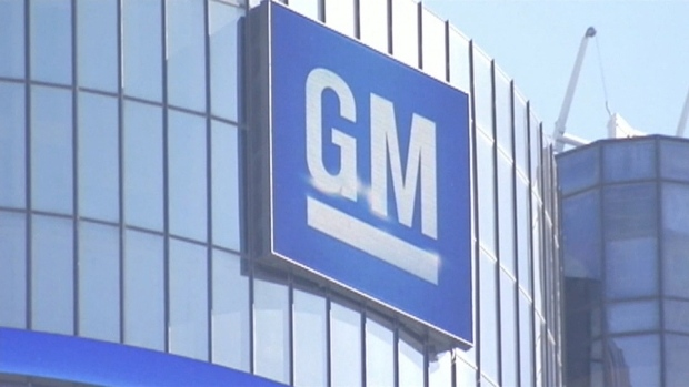 GM Canada is proposing a renewable energy project for its engine plant in St. Catharines Ont