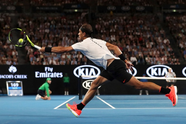 Rafa Nadal survives epic to set up dream Federer final
