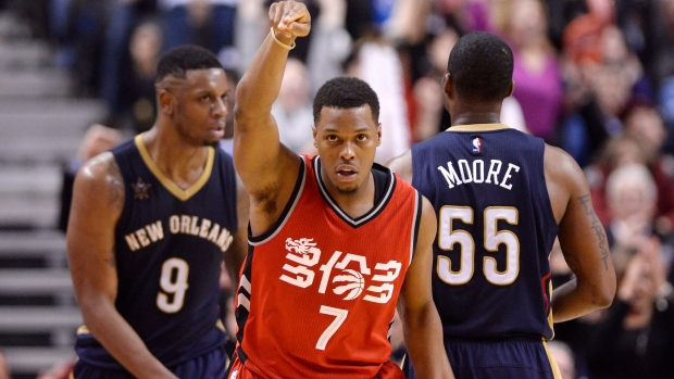 Raptors hope to have Kyle Lowry back in time for playoffs