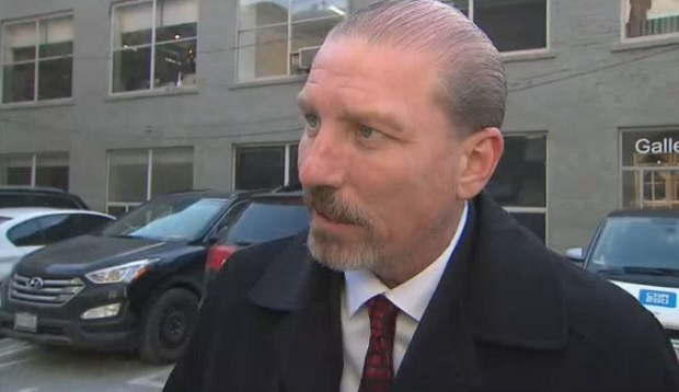 Bob Kinnear says he and 17 other officials with the ATU Local 113, which represents TTC workers, were let go from their positions.