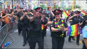 toronto police, pride parade