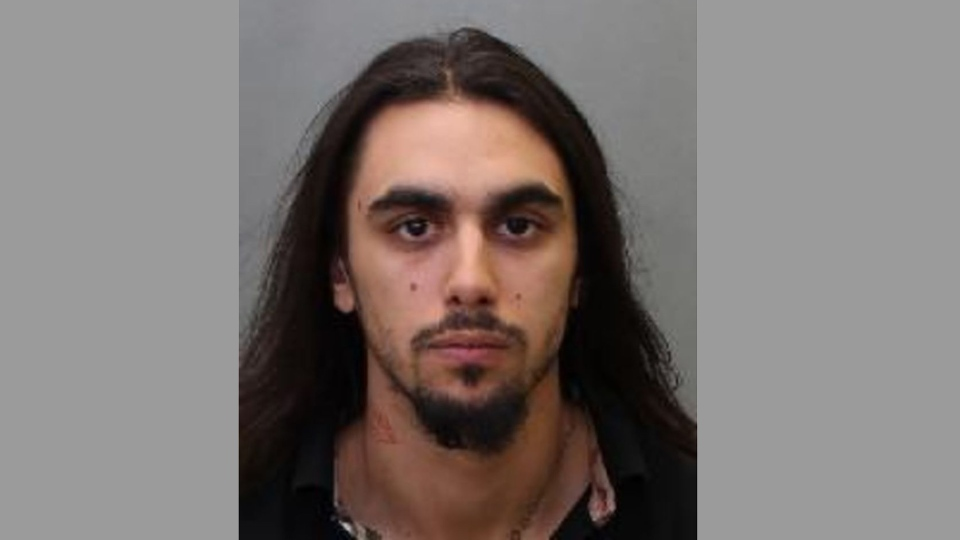 Bruno Camara, 25, is pictured in this police handout photo.