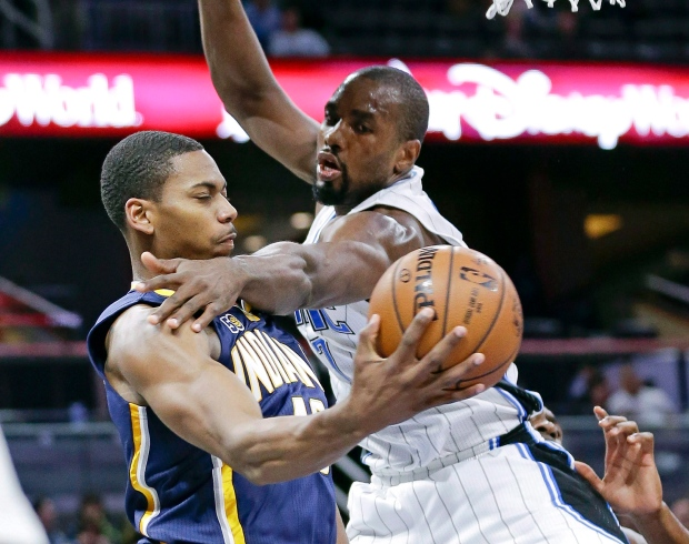 Orlando Magic trade Serge Ibaka to Toronto, sources say