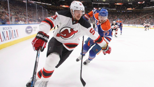 Kalinin clears waivers, traded to Toronto