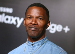 "FILE - In this Aug. 18, 2015 file photo, Jamie Foxx attends the Launch of the Samsung Galaxy S6 edge+ and Galaxy Note5 Event in West Hollywood, Calif. Foxx, who won the Oscar Award for ""Ray"" in 2004, visited President Nicolas Maduro in the presidential palace in Caracas. State media said Foxx was there to support the country's socialist revolution and attend the signing of an agreement between Venezuela and its allies for the construction of houses for the poor. (Photo by John Salangsang/Invision/AP, File)"