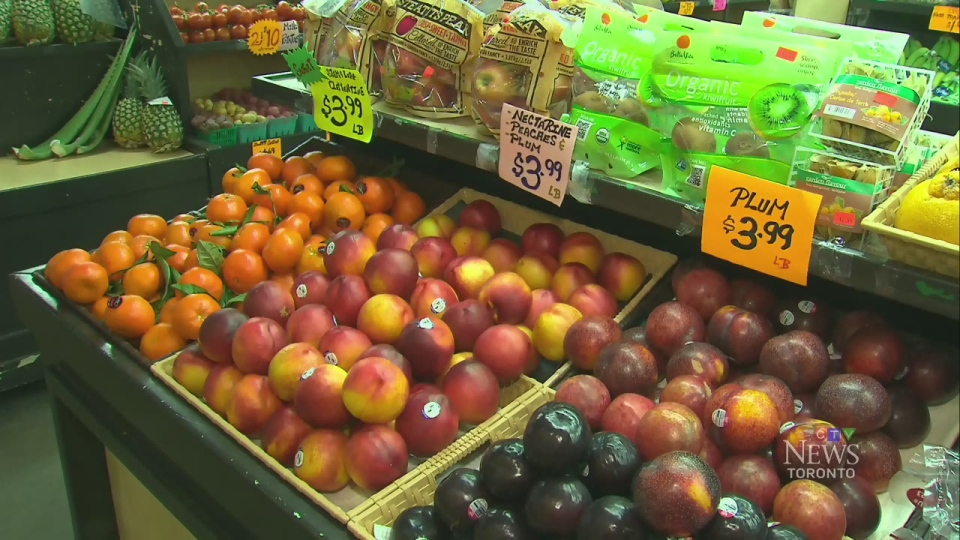 Average annual Canadian grocery bill to rise $400 in 2019 ...