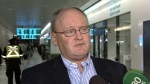 Metrolinx COO Greg Percy