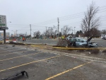 One person suffered critical injuries after a crash in Scarborough. (Arda Zakarian/ CP24)