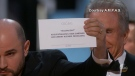 Oscars ending