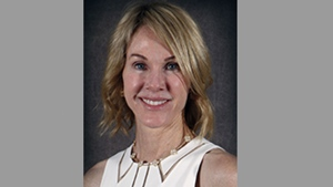 Kelly Knight Craft is pictured in this image from the University of Kentucky's website.