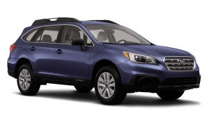 The 2017 Subaru Outback 2.5i