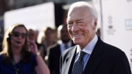 Christopher Plummer arrives for a 50th anniversary screening of the film at the opening night gala of the 2015 TCM Classic Film Festival in Los Angeles on Thursday, March 26, 2015. (Chris Pizzello / Invision)