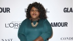 In this Nov. 14, 2016 file photo, Gabourey Sidibe arrives at the Glamour Women of the Year Awards in Los Angeles. (Photo by Jordan Strauss/Invision/AP, File)