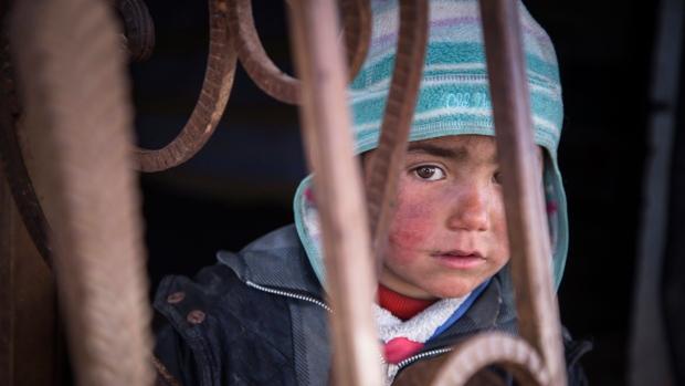 Risultati immagini per UNICEF : 2016 was worst year for Syria's children