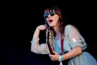 Canadian artist Feist performs at the Oya music festival in Oslo, Norway, Wednesday Aug. 8, 2012. THE CANADIAN PRESS/AP/Stian Lysberg Solum, NTB scanpix Norway)