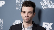 "Jay Baruchel attends the season 3 premiere of ""Man Seeking Woman"" on Tuesday, Jan. 3, 2017, in Los Angeles. (Photo by Richard Shotwell/Invision/AP)"