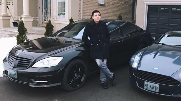 """""""Even assuming that Baratov does not receive assistance from his known and unknown Russian government conspirators, he possesses the skills and financial resources to flee justice,"""" court documents say. (Karim Baratov/Facebook)"""