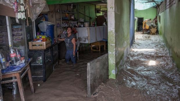 Image result for Dozen die in new round of flooding in Peru