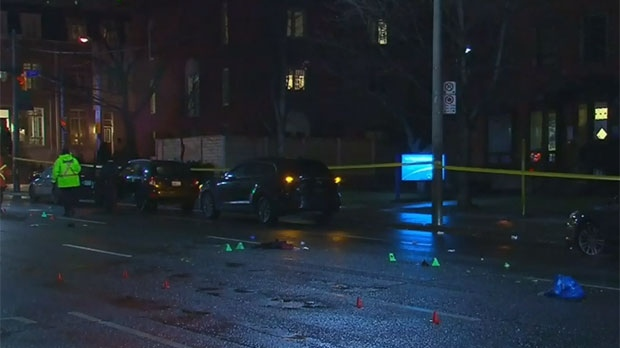 One man has died in hospital following a shooting in East York.