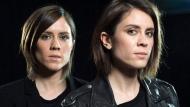 Tegan and Sara. (Scott Gries/Invision/AP Photo)