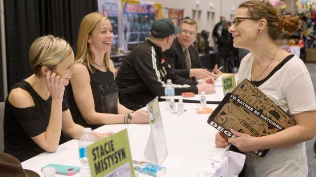 Degrassi Toronto Comicon