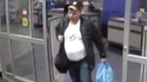 Burlington suspect