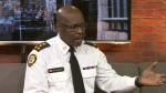 Chief Mark Saunders