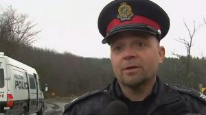 police, Halton