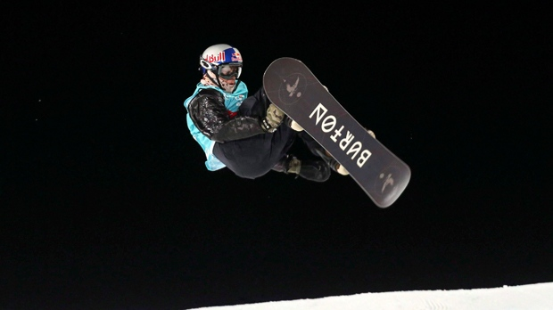 Mark McMorris from Canada in action during the X Games Hafjell Big Air Ski final in Hafjell, Norway, Saturday March 11, 2017. Experts say the growing number of skiers and snowboarders enticed by pristine powder in the backcountry shouldn't assume help will arrive quickly if something goes wrong.Snowboard star McMorris, a medal favourite at next year's Winter Olympics, was hurt badly while attempting a jump in British Columbia's backcountry on the weekend.THE CANADIAN PRESS/AP-Geir Olsen/NTB Scanpix via AP