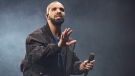 Drake performs onstage in Toronto on Oct. 8, 2016 . (Arthur Mola / Invision)