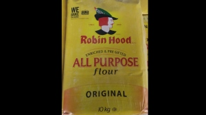 Sacks of Robin Hood flour similar to this one are being recalled by CFIA. (CFIA)