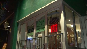 Pot shop raids