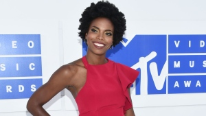 In this Aug. 28, 2016 file photo, Sasheer Zamata arrives at the MTV Video Music Awards in New York. (Photo by Evan Agostini/Invision/AP, File)