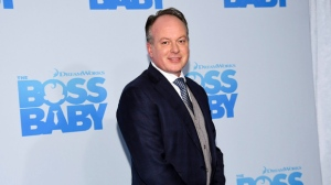 "Director Tom McGrath attends the premiere of ""The Boss Baby"" at AMC Loews Lincoln Square on Monday, March 20, 2017, in New York. (Photo by Evan Agostini/Invision/AP)"