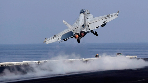 Misdirected coalition airstrike kills 18 US-allied rebels in Syria