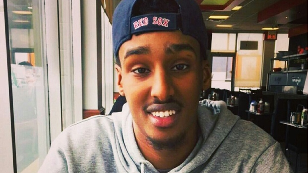Samatar Farah, 24, is shown in undated photo.