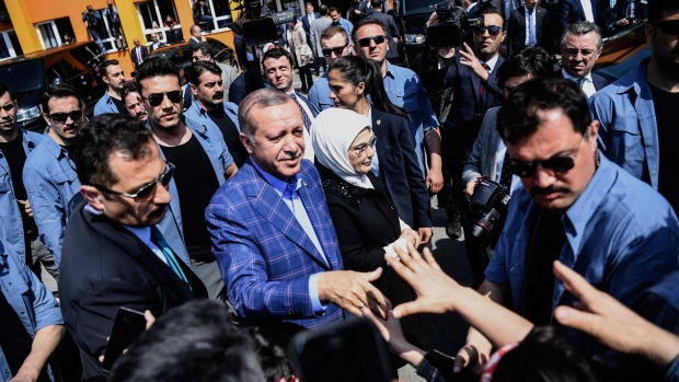 Turkey's Erdogan says result of referendum clear - presidential sources