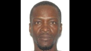 Police have released this photo of Dalvin Lewis, who is wanted in connection with the murder of 56-year-old Bevis Larmond. (Toronto Police Service handout)