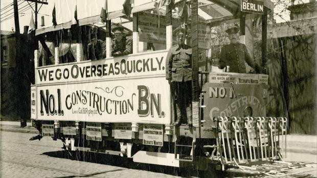 Canada at 150 - conscription